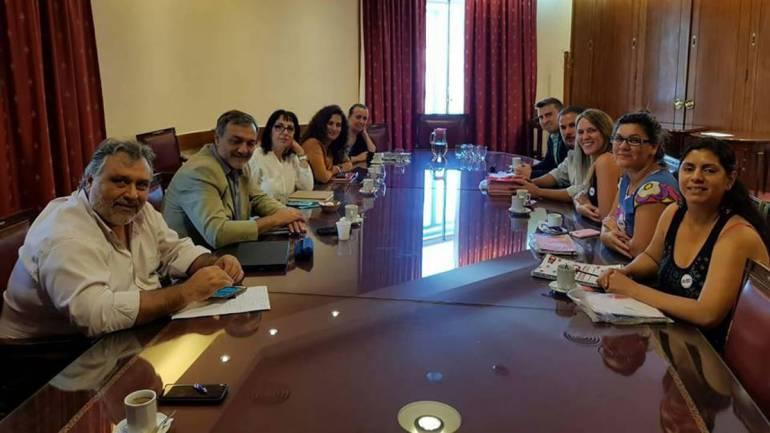 Encuentro con la Asociación Argentina de Electrodependientes