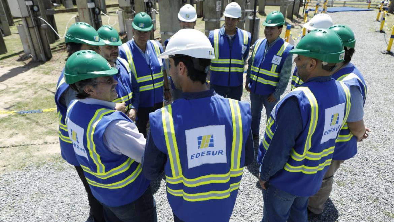 Energía que suma: normalización del servicio en barrios