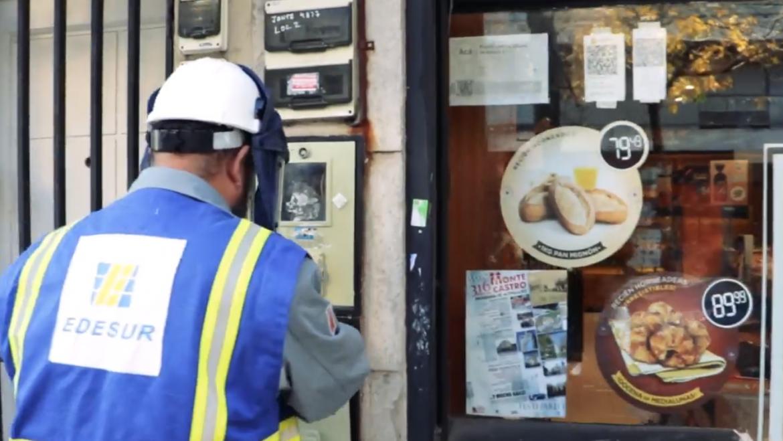 Hurto de energía en la panadería Costumbres Argentinas