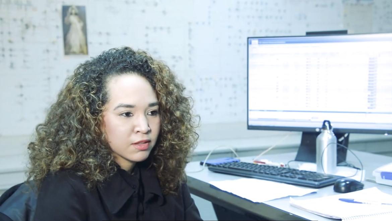 La energía de las mujeres: Joseli Oliveros (Centro de Control)