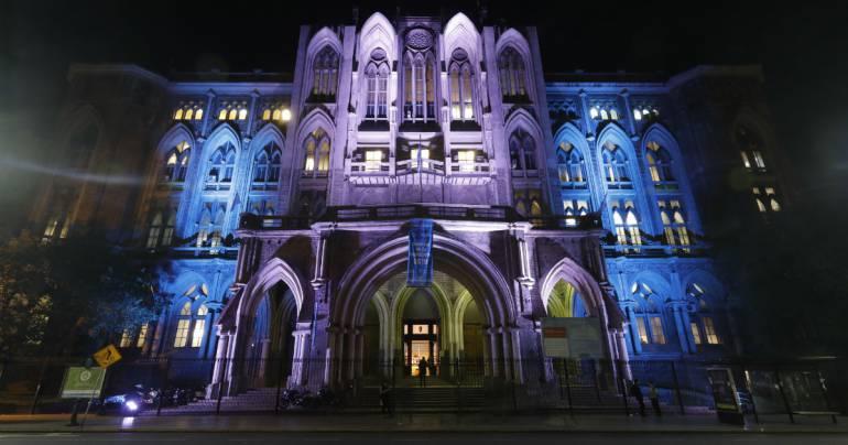 Noche de los Museos: iluminamos la Facultad de Ingeniería