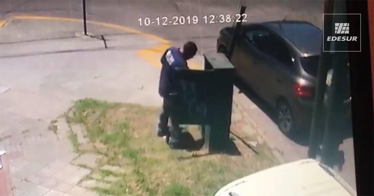 Detuvieron a dos hombres que robaban equipos eléctricos en Lomas de Zamora