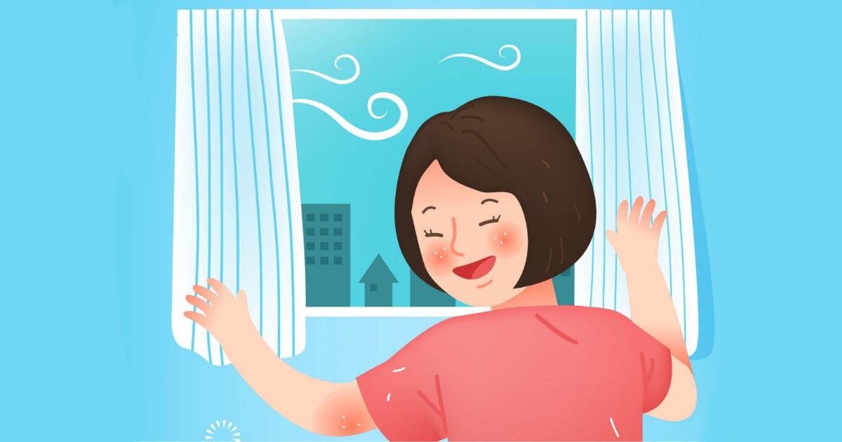 Cómo bajar la temperatura de tu casa