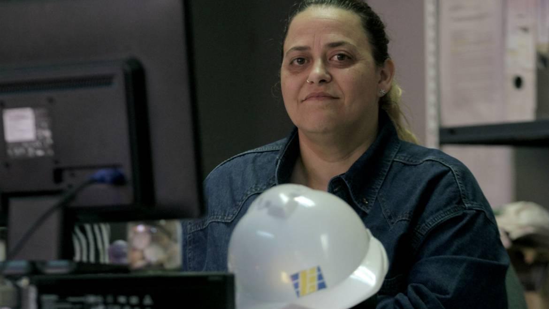 Marisa, nuestra primera jefa de cuadrillas