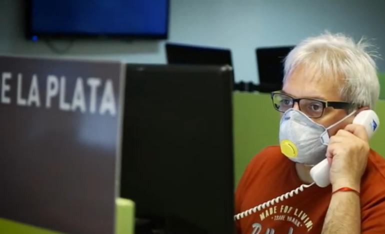 Así trabajan nuestros centros de control durante la pandemia