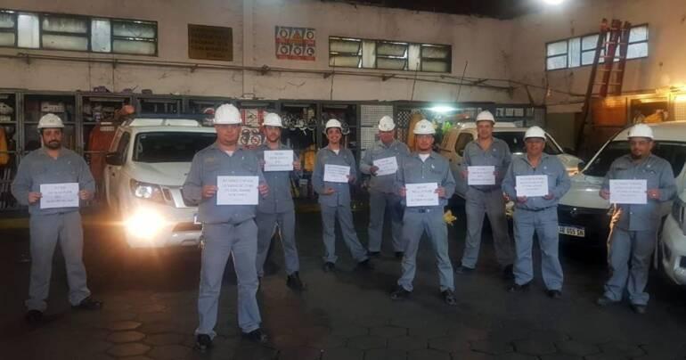 Nuestro reconocimiento a las cuadrillas que ayudan en la cuarentena