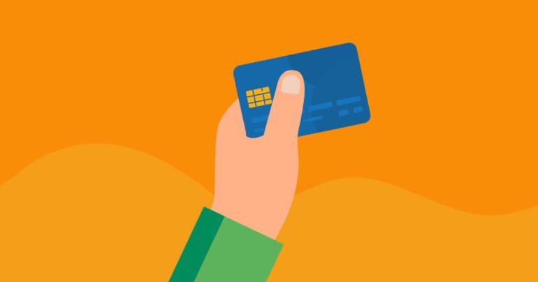 Cómo pagar tu factura con tarjeta de crédito