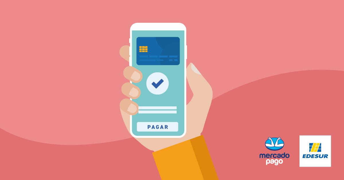 Cómo pagar Edesur con MercadoPago
