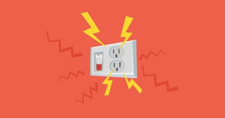 Qué hacer en caso de una emergencia eléctrica