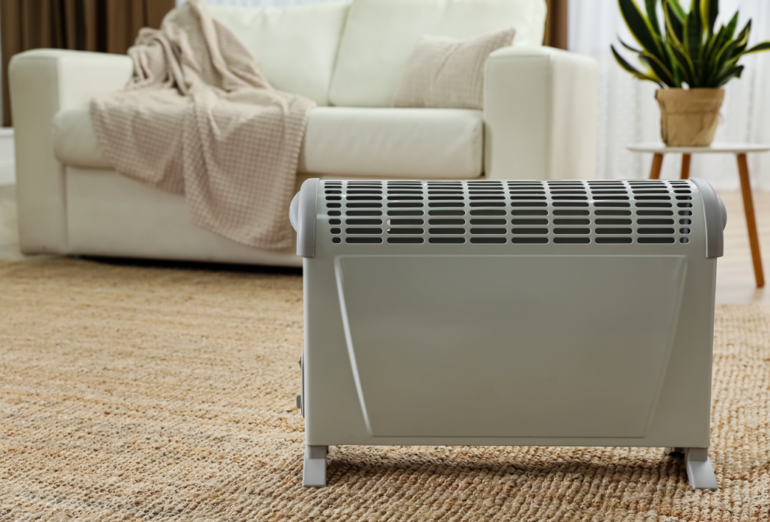 Aire acondicionado, caloventor o placas ¿Qué elegir para calefacionarse sin gastar de más?