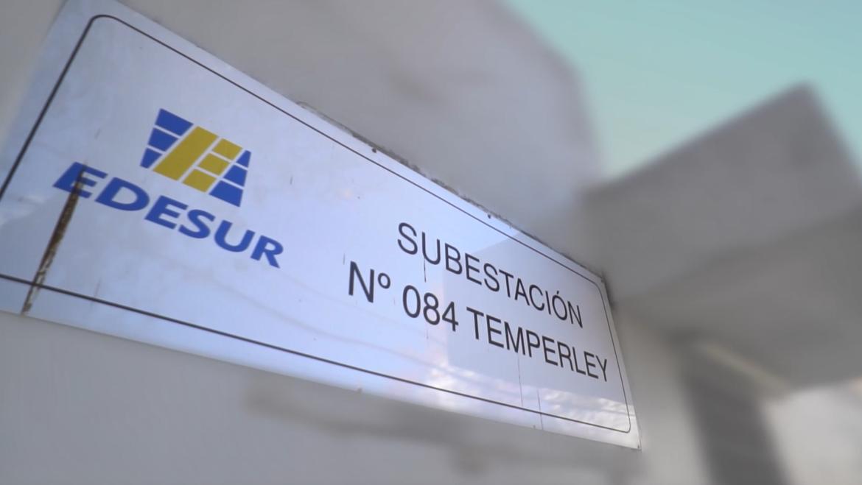 Edesur avanza en la digitalización 3D de subestaciones
