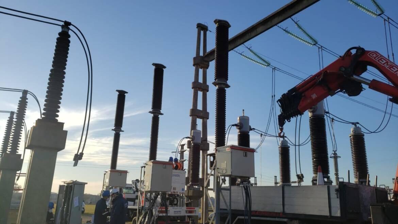 Edesur suma obras: nueva tecnología para la subestación Bosques